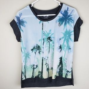 Apt. 9 | Palm Tree Graphic Short Sleeve T-Shirt